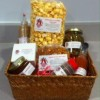 Sample of a gift basket